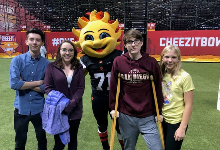 Cheez-It Bowl December 2018