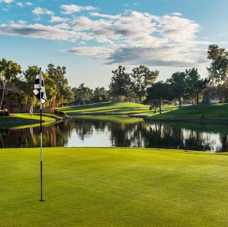 Ocotillo Golf Club - White 3