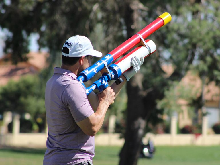 Ball Cannon